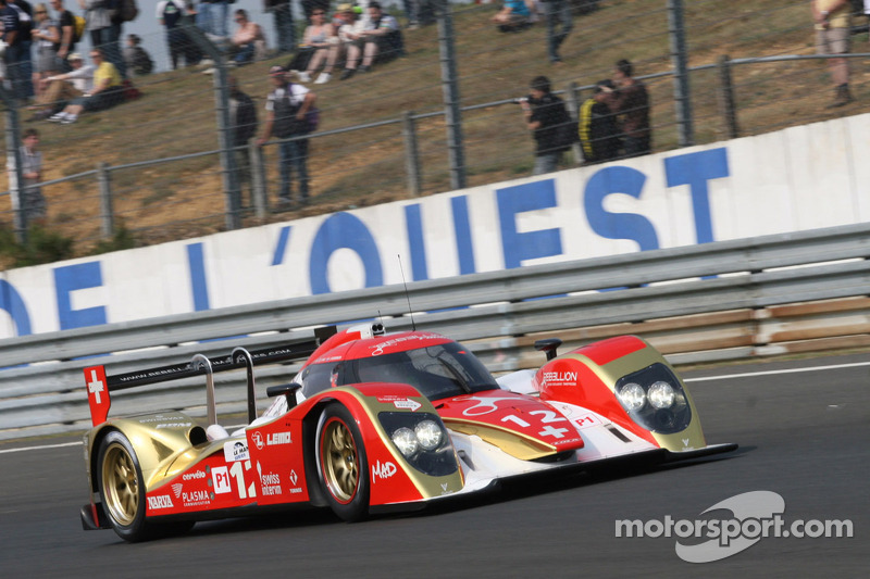 REBELLION Racing Le Mans Test Report