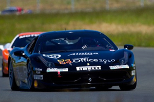 Ferrari Scott Tucker preview