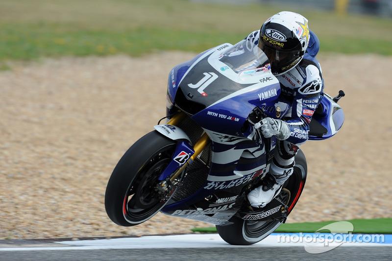 MotoGP Qualifying Report