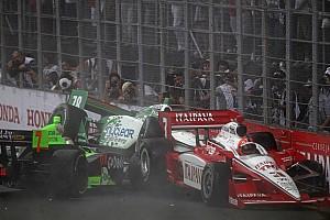 IndyCar Andretti Autosport Sunday report
