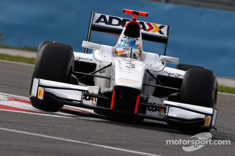 Addax Team Istanbul qualifying report