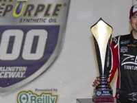 Kyle Busch Darlington Nationwide race report
