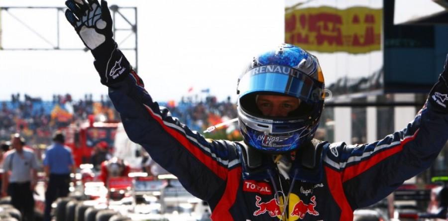 Turkish GP Red Bull Race Report