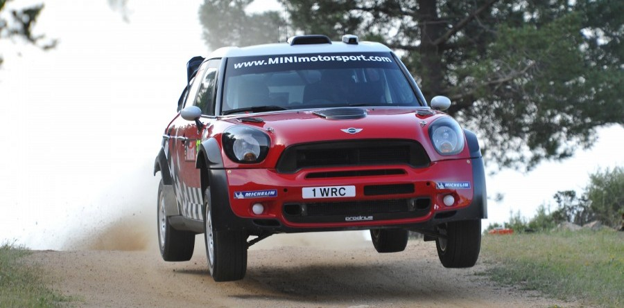 MINI Rally Italia Sardegna Event Summary