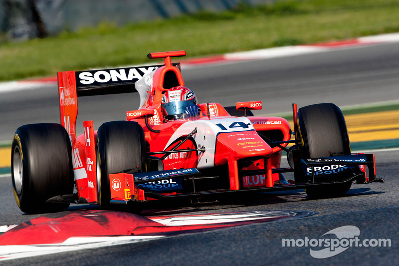 Arden Istanbul Race 2 Report