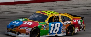 NASCAR Sprint Cup Kyle Busch Dover preview
