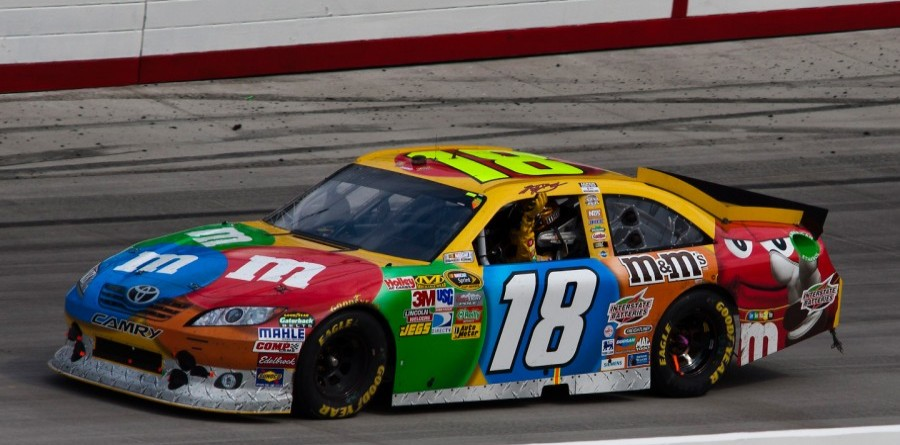 Kyle Busch Dover preview