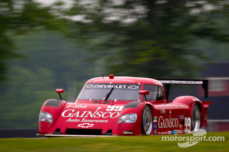 Bob Stallings Racing VIR qualifying report