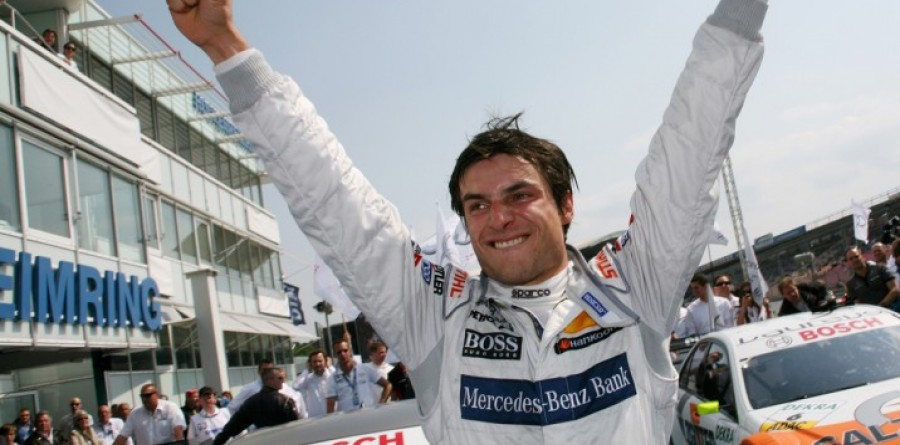 Bruno Spengler takes pole for Mercedes at Zandvoort