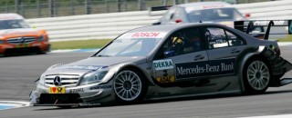 DTM Bruno Spengler takes pole for Mercedes at Zandvoort