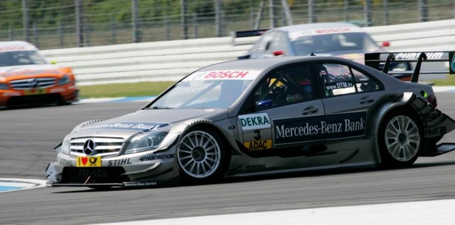 Bruno Spengler takes pole for Mercedes at Zandvoort