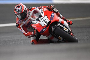 Ducati French GP Friday Report