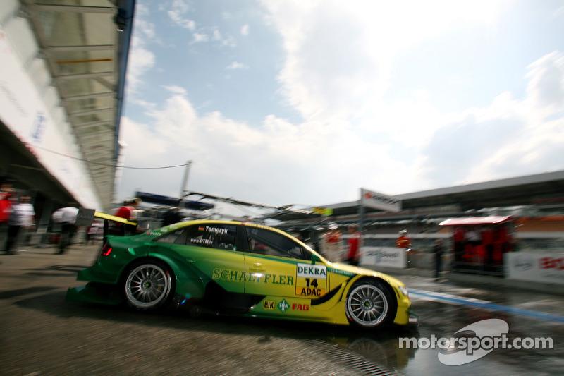 Audi Zandvoort Race Report