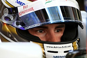 Sutil facing multi-million euro injury claim - report