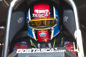 Bob Tasca III hopes to make history at Topeka