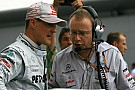 Schumacher should do 'as he likes' - Berger