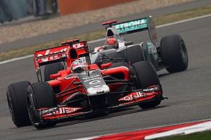 Marussia Virgin Spanish GP Friday Practice Report