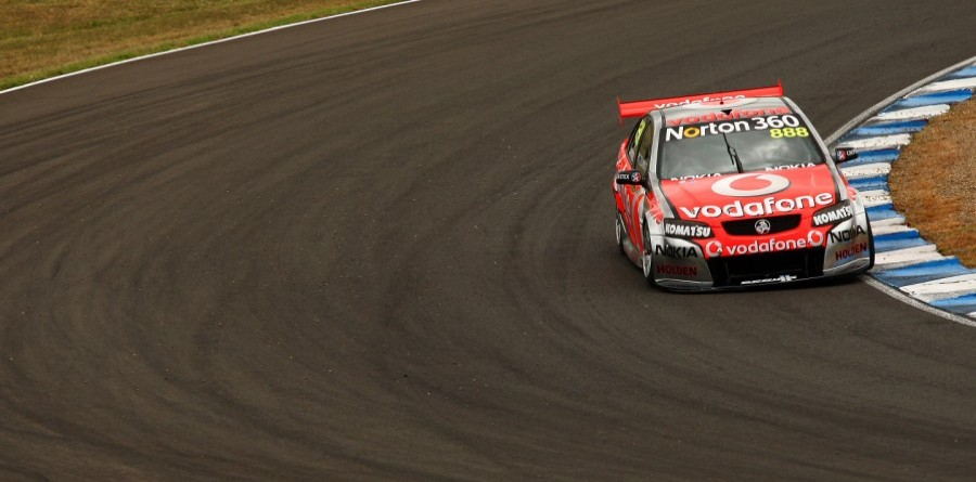 Australian V8 Supercars Series Winton Friday Practice Report At Winton