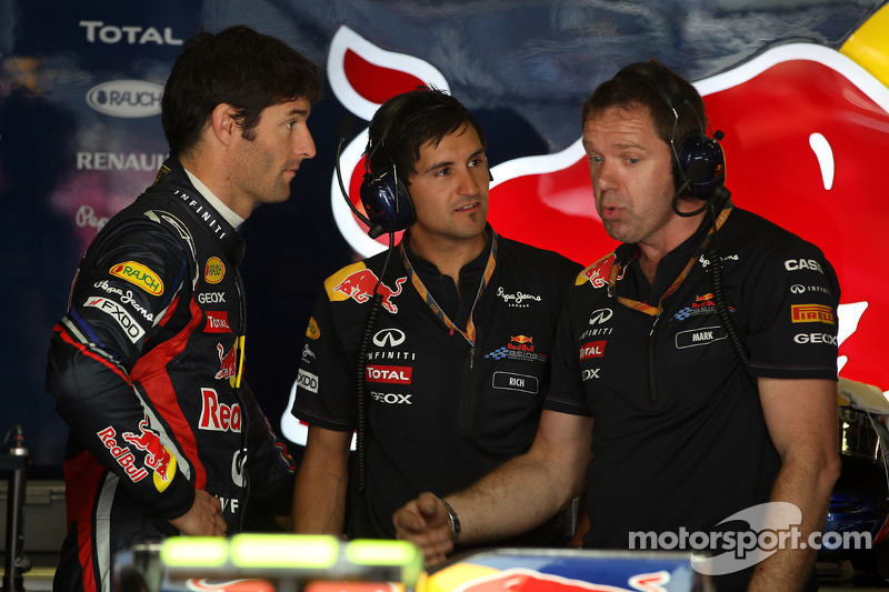 Webber worried F1 slowing down too much