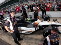 Tagliani Nails Down His First Indy 500 Pole