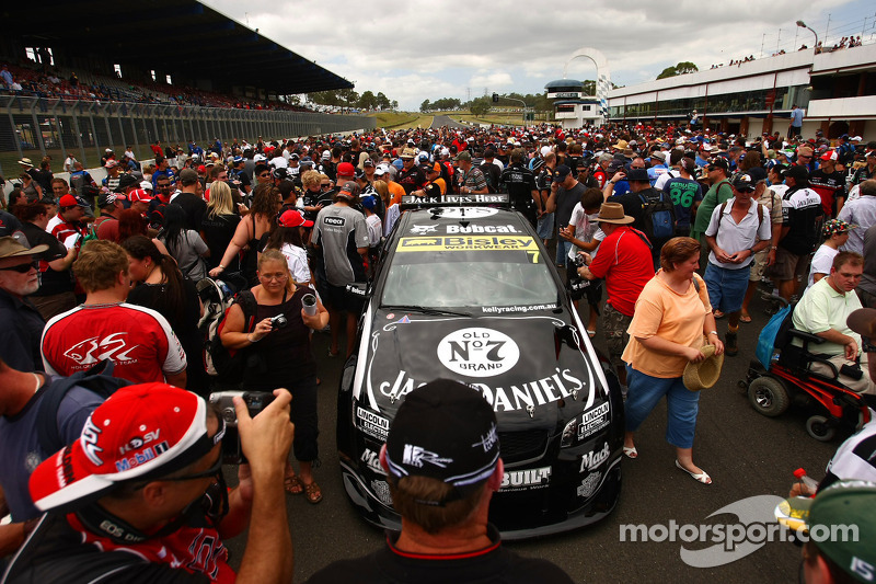 Jack Daniel's Racing Winton Saturday Report