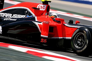 Formula 1 Marussia Virgin Spanish GP Race Report