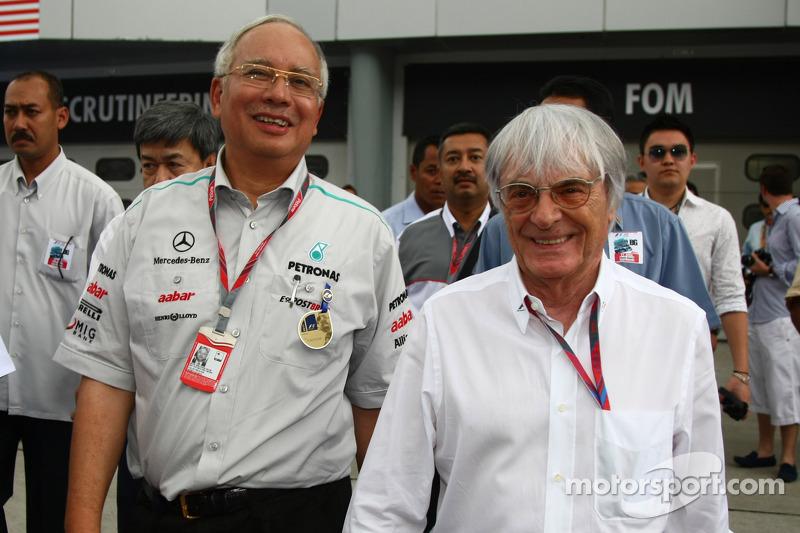 Rumour - Ecclestone plots to buy back F1