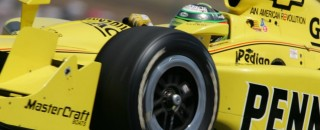 IndyCar Chevrolet 2012 Program Running on Schedule