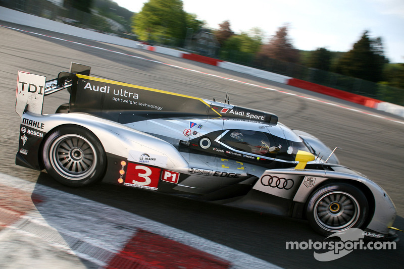 Audi connect also in Audi R18 TDI