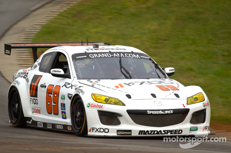 Jeff Segal Ready For Lime Rock in Connecticut