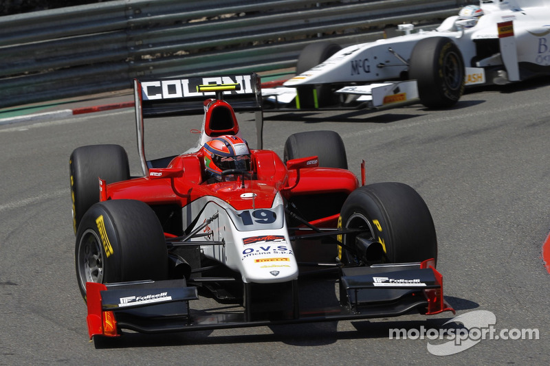 Scuderia Coloni Monaco Race 2 Report