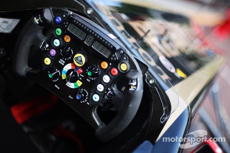 Lotus Renault Monaco GP Qualifying Report