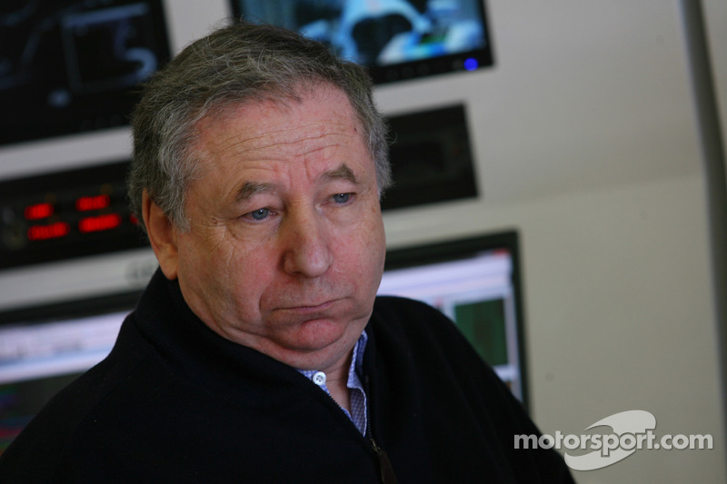 Ferrari proposes V6 ahead of Todt meeting