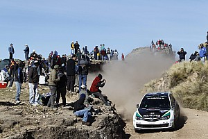 WRC PWRC Rally Argentina Event Summary