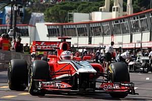 Marussia Virgin Monaco GP Race Report