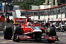 Marussia Virgin Monaco GP Race Report