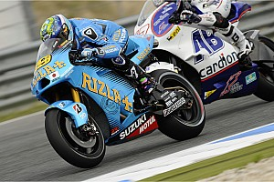 Suzuki Catalunya GP Friday Report