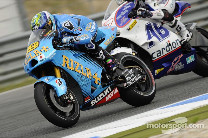 Suzuki Catalunya GP Friday Report