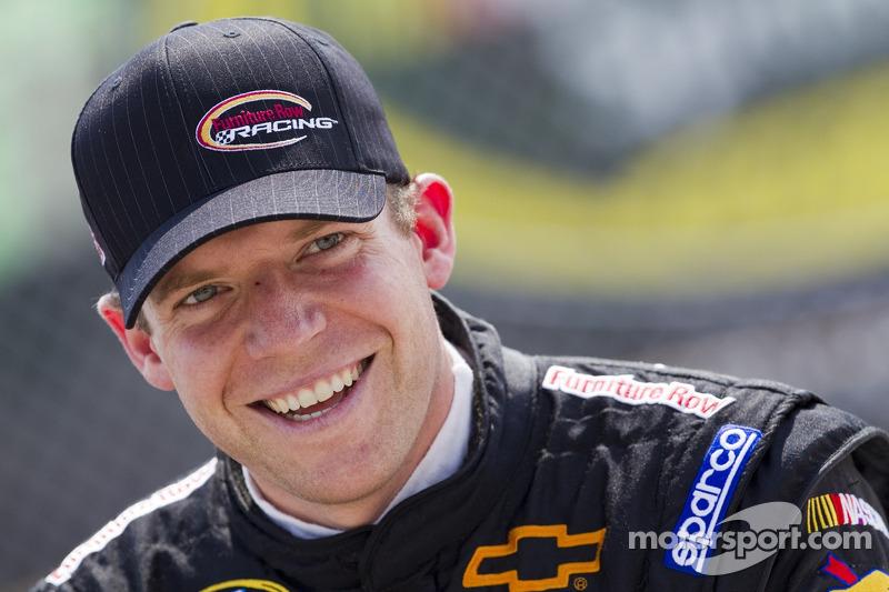 Regan Smith Looks To Tame Pocono Raceway
