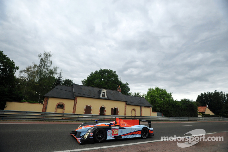 Aston Martin Racing Le Mans Final Qualifying Report