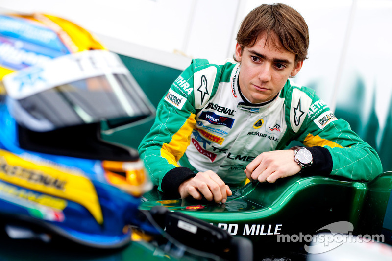 Reserve Gutierrez unhappy to miss Sauber debut
