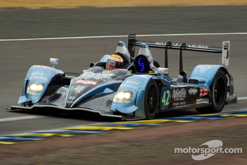 Honda Racing Le Mans Final Qualifying Report