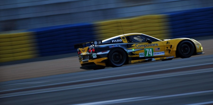 Corvette Racing Le Mans Hour 6 Report