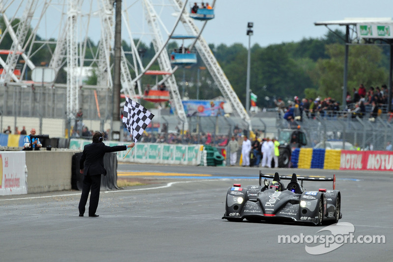 Lucas Ordonez Le Mans 24H Race Report