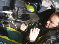 Paul Menard Claims Nationwide Pole At Michigan