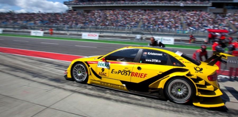 Audi Lausitz Race Report