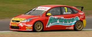 BTCC Jackson Takes Third Race At Croft