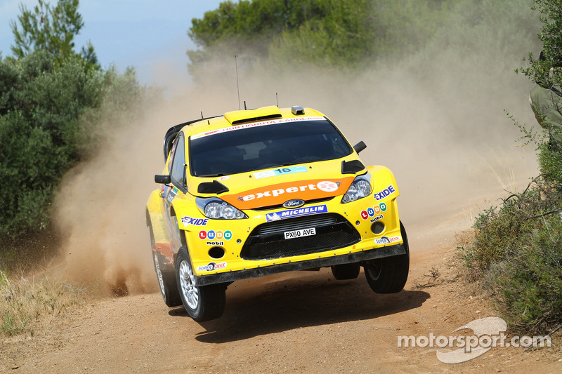 Stobart M-Sport Acropolis Rally Event Summary