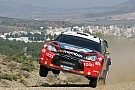 Citroen Racing Tech Acropolis Rally Event Summary