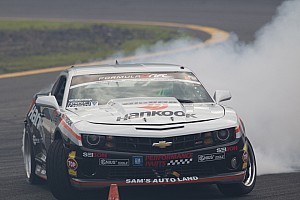 Hankook's New Jersey Event Formula Drift Summary